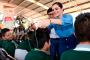 Entrega gobierno del Estado apoyos en Morelos y Calera