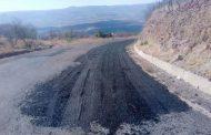 Da Gobierno de Zacatecas mantenimiento a carreteras estatales