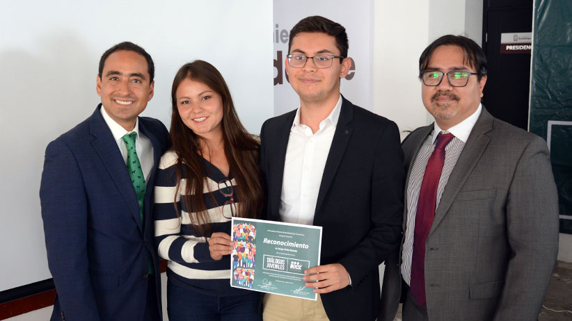 """""""Diálogos juveniles, mecanismos de participación ciudadana"""", se desarrolló en el Ayuntamiento de Guadalupe"""