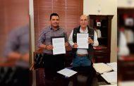Firman convenio Gobierno de Zacatecas y Nochistlán para reponer ambulancia al municipio