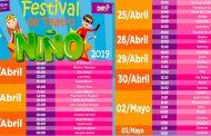 Gobierno de Zacatecas y SEDIF organizan Festival Teatral del Día del Niño