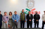 Gobierno del Estado y autoridades de la BUAZ reforzarán medidas de seguridad en la casa de estudios