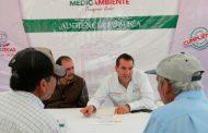 Habitantes de Cañitas expresan peticiones e inquietudes durante Audiencia Pública de SAMA