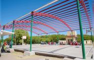 Supervisan avance obras de infraestructura social y educativa en Jerez y Tepetongo