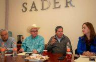 Logra David Monreal la incorporación de pequeños productores al programa Producción para el Bienestar