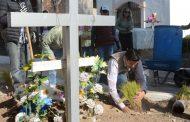 Los Panteones de Guadalupe son  dignificados por Instrucción de Julio César Chávez