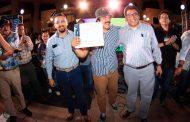 Los Románticos de Zacatecas complacen a los Asistentes al Festival con su Música de Rock