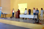 """Realizan tertulia """"Disciplina, formación, arte y deporte"""",en Mazapil"""