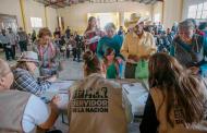 Llega la Pensión para el Bienestar de los Adultos Mayores a zonas más alejadas de Zacatecas