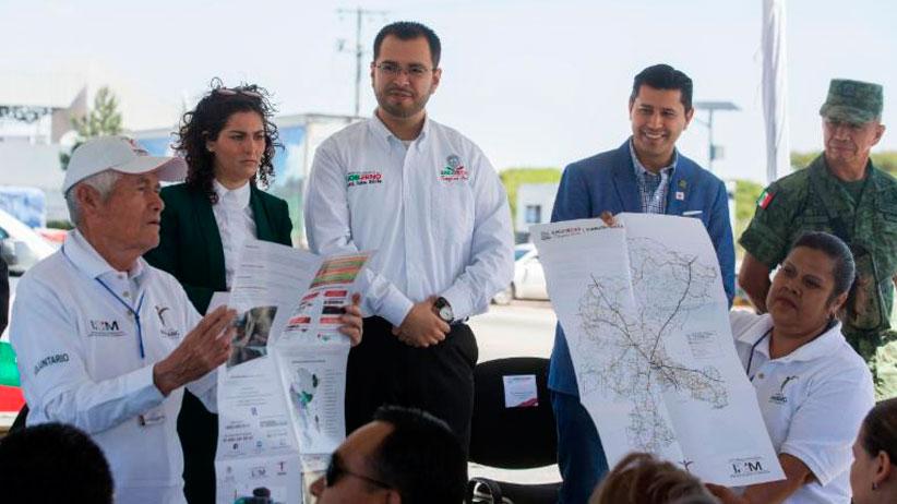 Pone en marcha Gobierno operativo de Semana Santa del Programa Paisano 2019