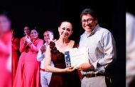 Presentan Tradiciones del Flamenco en el Teatro Echeverría