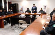 Recibe policía municipal de Guadalupe capacitación  Constante en prevención y proximidad