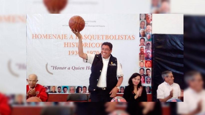 Saúl Monreal Ávila, Digno embajador del Deporte