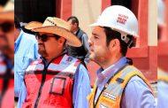 Se incorporan servicios de calidad a las calles Prolongación Morelos y Pánfilo Natera