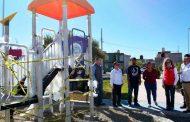 Supervisa Gobierno Estatal avances de obra en Calera