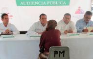 Primera Audiencia pública de SAMA en Tlaltenango