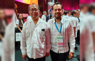 Fomenta Ulises Mejía Haro cooperación internacional con China en Tianguis Turístico