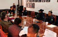 """Villanueva sede de la reunión regional de Seguridad Publica """"Mesas para la Construcción de la Paz"""" región 3"""