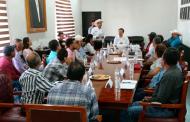 Protesta nuevo Consejo de Desarrollo Rural de Villanueva