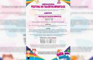 Festival de Talentos Infantiles en Villanueva
