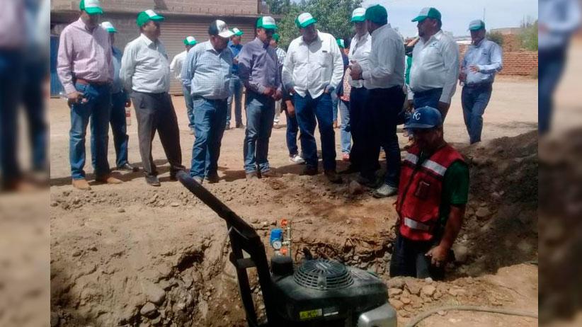 Cumple Tello contrato verde con Río Grande; realiza obras hídricas