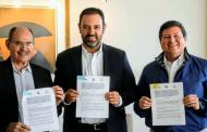 Gobernador y titular de CONAZA buscan recuperar potencial productivo de zonas áridas y semiáridas de Zacatecas