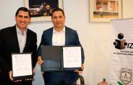 Firma SEZAMI convenios de colaboración con IZEA y UAZ