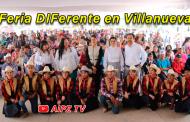 Evento en vivo: Feria DIFerente en Villanueva