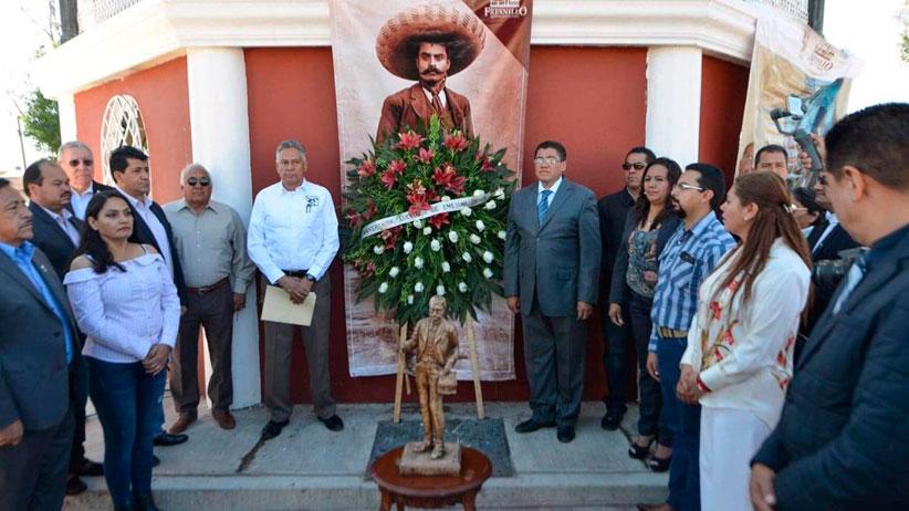 Recuerdan a Zapata, Ideologo y Luchador Social