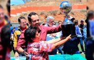 Promueve Ulises Mejía Haro Unidad Familiar con Torneo de Semana Santa
