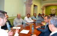 Dialogan Gobierno del Estado y Movimiento Nacional Taxista