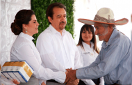 Distribuye Gobierno de Zacatecas apoyos diversos en Villanueva durante Feria Diferente