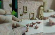 Artesana de Zacatecas obtiene tercer lugar en concurso nacional de juguete tradicional