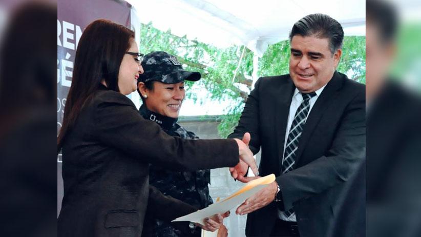 Conforman Comité de igualdad entre mujeres y hombres de la Secretaría de Seguridad Pública