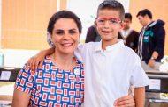Estudiantes de Pánuco son beneficiados con lentes y bicicletas