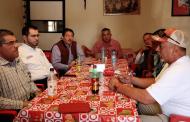 Llama Secretario Jehú Salas a generar un desarrollo sustentable a favor de Cedros en Mazapil