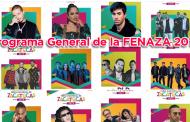 Programa General de la FENAZA 2019