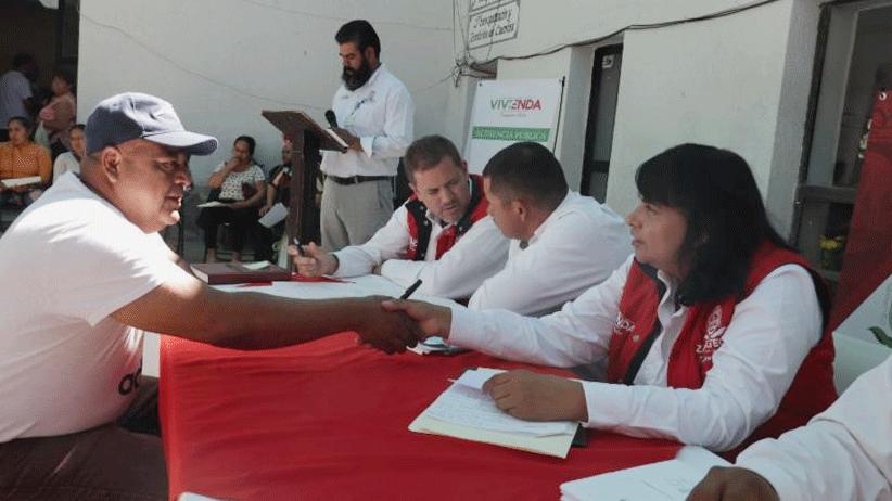 Atiende Gobierno de Zacatecas en Audiencia Pública a Loretenses
