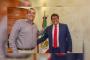 Se reúnen Saúl Monreal y el Secretario de SAMA del Gobierno Estatal