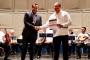Reconoce Ulises Mejía Haro los XXVIII años de la Orquesta Típica de Zacatecas