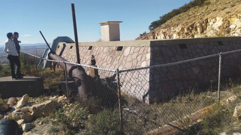 Afectada distribución de agua en Guadalupe y Zacatecas por robo de CFE