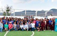 Se realizan diferentes actividades para los jóvenes mazapilenses.