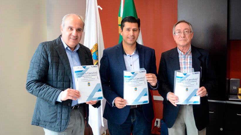 Guadalupe único municipio del Estado que logra la validación de BANOBRAS e INEGI para proyecto de mejora administrativa