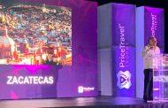 Recibe Zacatecas Deslumbrante premio por mejor campaña de mercadotecnia 2018 en México