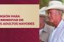 Infografía: Programa para el Bienestar de los Adultos Mayores en Zacatecas