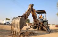 Arranca construcción de red de drenaje en la Soledad