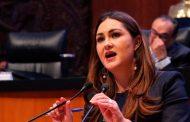 Legislamos para recuperar la tranquilidad que las familias mexicanas exigen: Geovanna Bañuelos