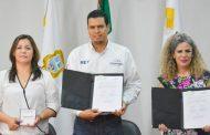 Donará Gobierno Estatal sistema para que funcionarios de Calera realicen declaración patrimonial