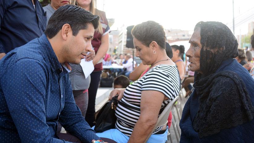 Cientos de Guadalupenses han sido atendidos con Guadalupe hasta tu Casa