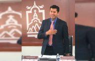 Julio César Chávez instala Comité de Calidad y de Administración y Mitigación de Riesgos